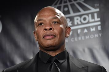 Dr. Dre Reportedly Working On An Upcoming Film About Marvin Gaye