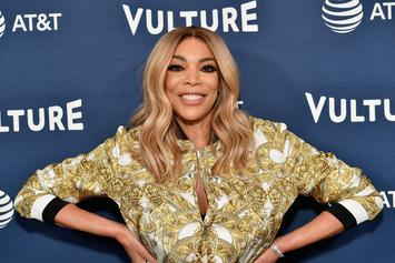 Wendy Williams' Bulging Eyes Explained By Doctor