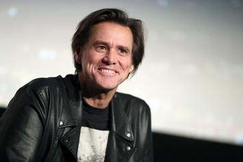 Jim Carrey Shares Cannibalistic Image Of Donald Trump On Twitter