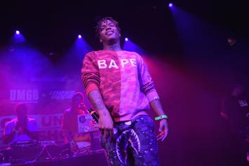 Ski Mask The Slump God Drops Crazy Flows In XXL Freshman Freestyle