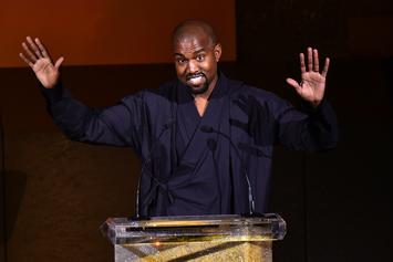 Kanye West Is A Popeyes Fiend In Backstage Chicken Binge