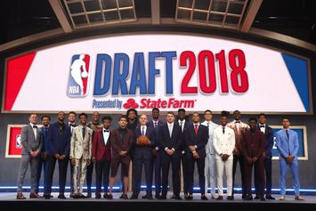NBA Rookie Of The Year Odds For Next Season Are Out