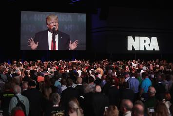 NYPD Sued For Withholding Info On Donald Trump's Gun Licenses