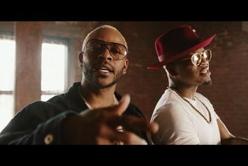 "Eric Bellinger & Ne-Yo Become Dance Instructors In ""Dirty Dancing"""