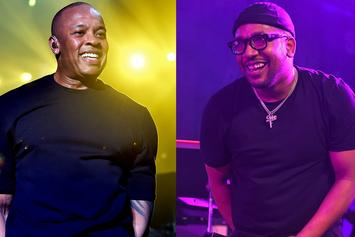 CyHi The Prynce & Dr. Dre Link Up