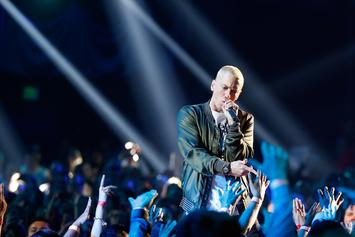 Eminem's Daughter Hailie Likes To Crash Her Father's Festival Gigs