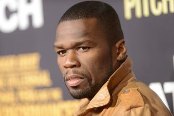 "50 Cent Posts Photo Recovering After Having ""Sense Of Humor Removed"""