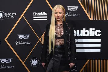 "Iggy Azalea Isn't Letting Anyone Ruin Her ""Creative Happy Space"""