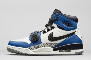 Don C x Jordan Legacy 312 Launching In Five Colorways