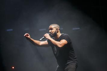 """Drake's """"Scorpion"""" Shatters Spotify Opening Day Streaming Record: Report"""