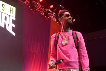 "PnB Rock Confirms ""TrapStar Turnt PopStar"" Will Be A Double Album"