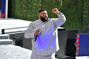 "DJ Khaled Hits His Best Vacation Dance Moves To Drake's ""In My Feelings"""