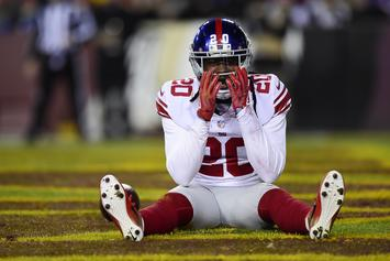 Janoris Jenkins Issues Statement On Death Of Friend In New Jersey Residence