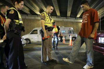 Stacey Koon, A Cop Who Served Time For Beating Rodney King, Charged With DUI