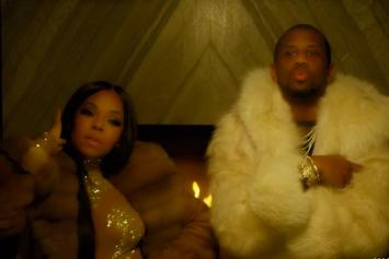 """Ashanti Joins Fabolous In The Upgraded Remix To """"Ashanti"""""""