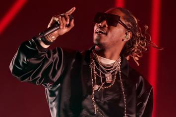 "Future Waited To Drop ""Beast Mode II"" Because Of Drake, Not Ciara & Russell Wilson: Report"