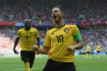 Brazil Flop Out Of 2018 World Cup With 2-1 Loss To Belgium