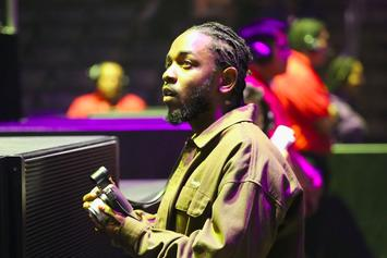 "Kendrick Lamar's ""DAMN."" Among Albums Leading Growing Vinyl Sales"