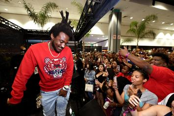Mozzy Reportedly Arrested For Gun Possession