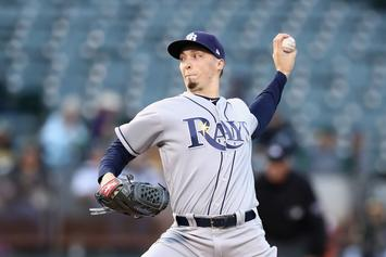 MLB All Star Game: Blake Snell Snubbed From AL Roster
