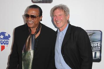 "Billy Dee Williams Will Reprise Lando Calrissian Role In ""Star Wars: Episode IX"""