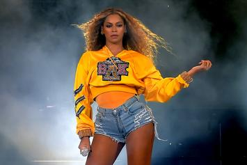Beyoncé & Balmain Are Dropping A Coachella Capsule For Charity