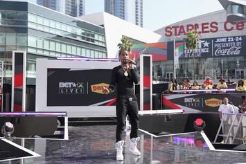 Safaree Gets Mad Disrespected By Crowd At Dyckman; Gets Boo'd Off Court