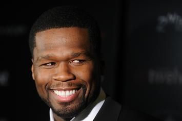 """50 Cent Suggests """"Nicki's Booty"""" To Blame For Safaree's Recent Outburst"""