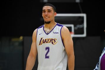 LiAngelo Ball Records 53-Point Triple-Double In JBA Debut