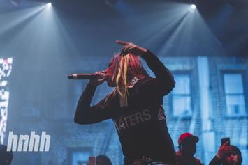 6ix9ine Replaced By Rival Juice WRLD At Woo Hah! Festival