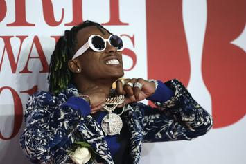 "Rich The Kid Says ""Rich Forever 4"" Is Dropping ""Very Soon,"" Will Be ""Legendary"""