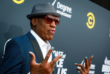 Dennis Rodman Booed At Bruce Willis Roast After Kim Jong-un Joke