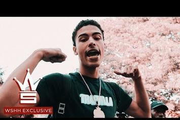 "Jay Critch Drops Off Effects-Laden Visuals For ""Same Team"""