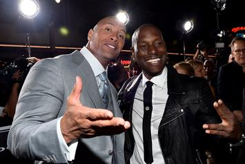 Tyrese Reveals That He Wants To Sit Down With Dwayne Johnson