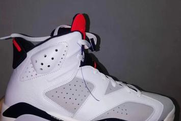 "Air Jordan 6 ""Tinker Hatfield"" Coming Soon: First Look"