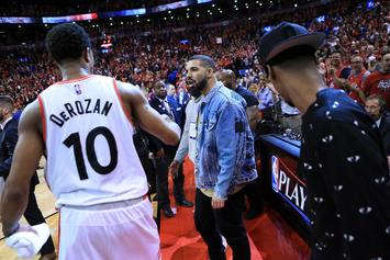 Drake Thanks DeMar DeRozan, Welcomes Kawhi Leonard To The 6ix With Open Arms