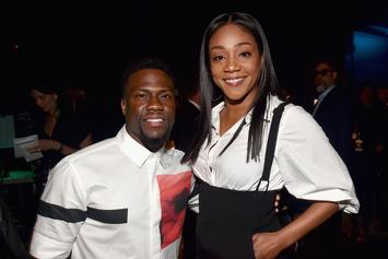 Tiffany Haddish Is Trying To Pay Kevin Hart Back $300 But He Doesn't Want It