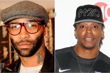 """Lupe Fiasco Challenges Joe Budden To A Heated """"Street Fighter"""" Battle"""