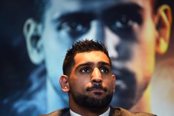 "Amir Khan Apologizes To Caitlyn Jenner For Referring To Her As ""Bruce"""