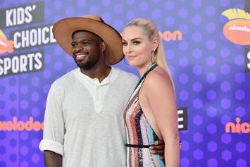 """Lindsey Vonn, P.K. Subban In No Rush To Marry: """"Not A Bieber Situation"""""""