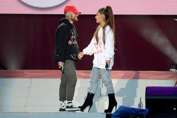 "Mac Miller Opens Up About Split With Ariana Grande: ""It's All Positive Energy"""