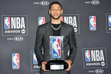 Ben Simmons Celebrates Birthday In Vegas With Meek Mill, Robert Kraft