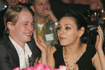 "Mila Kunis Claims She Was A ""D**k"" To Ex-Boyfriend Macaulay Culkin"
