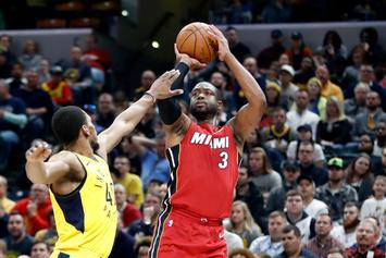 Dwyane Wade Receives 3-Year Offer From Zhejiang Golden Bulls