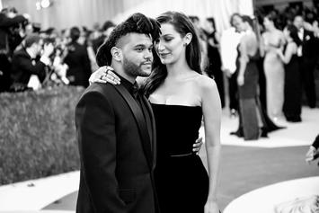 "Bella Hadid Calls The Weeknd Her ""Muse Forever"""