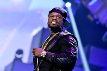 50 Cent Shares Police Report Of Floyd Mayweather's Son Saying His Dad Hit His Mom