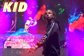 Rich The Kid Helps Design Exclusive Adidas AM4MLS Sneaker