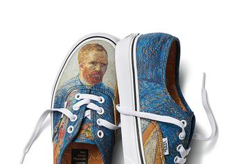 Van Gogh x Vans Capsule Collection Release Details Announced