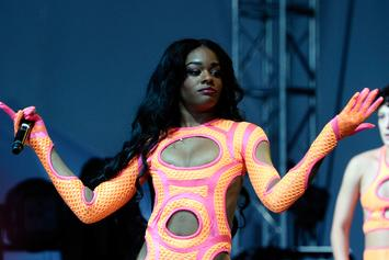Azealia Banks Teases Return To Music With Lone Produced Single