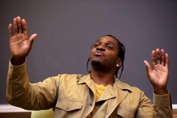"Pusha T Has Cancelled Several ""Daytona"" Tour Dates"